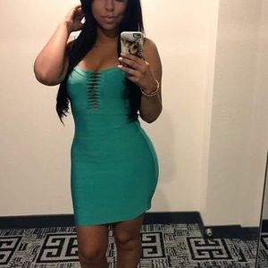 Guess by marciano dress worn once